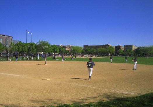 Welles Park Chicago