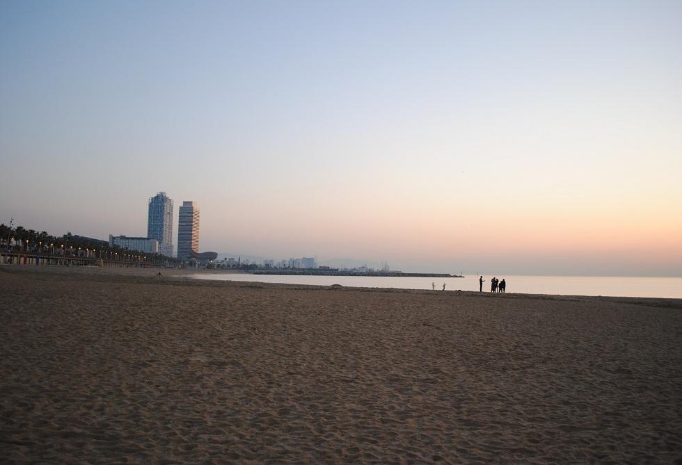 Barceloneta Sunrise