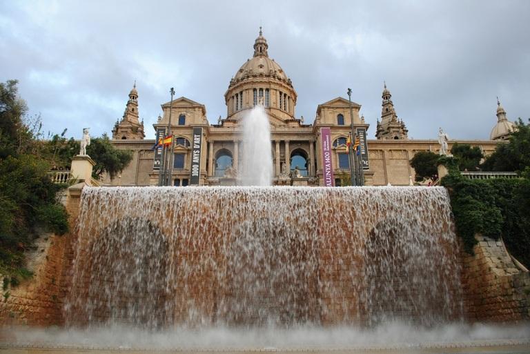 Museu Nacional d'Art de Catalunya, Palau Nacional Barcelona