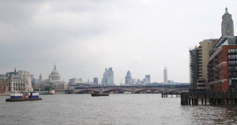 Oxo Tower and Embankment