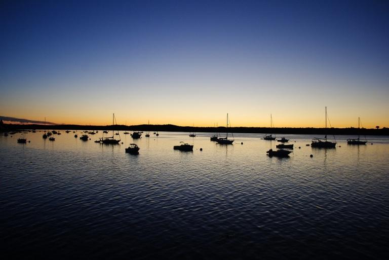 Castine Harbour