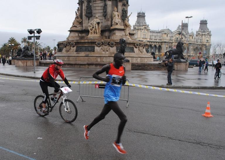 barcelona marathon 1
