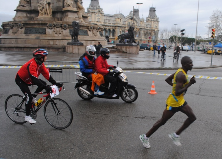 barcelona marathon 2