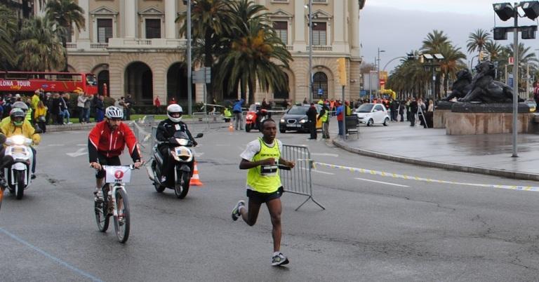 barcelona marathon 3